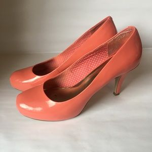 """Madden Girl Shoes - Madden Girl """"Getta"""" Heels Size 10 EUC Coral"""